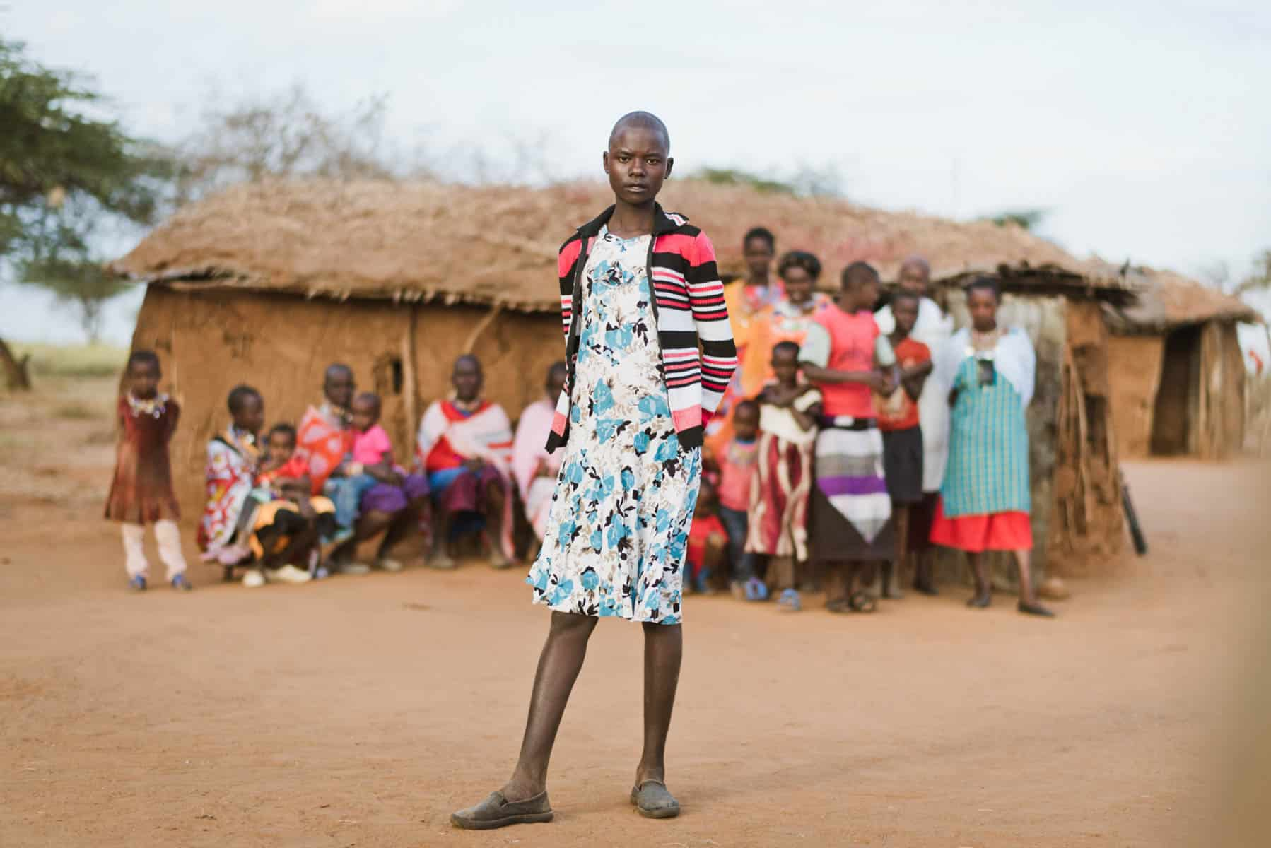 10 Portraits of the Most Courageous Girls in Kenya Beatrice