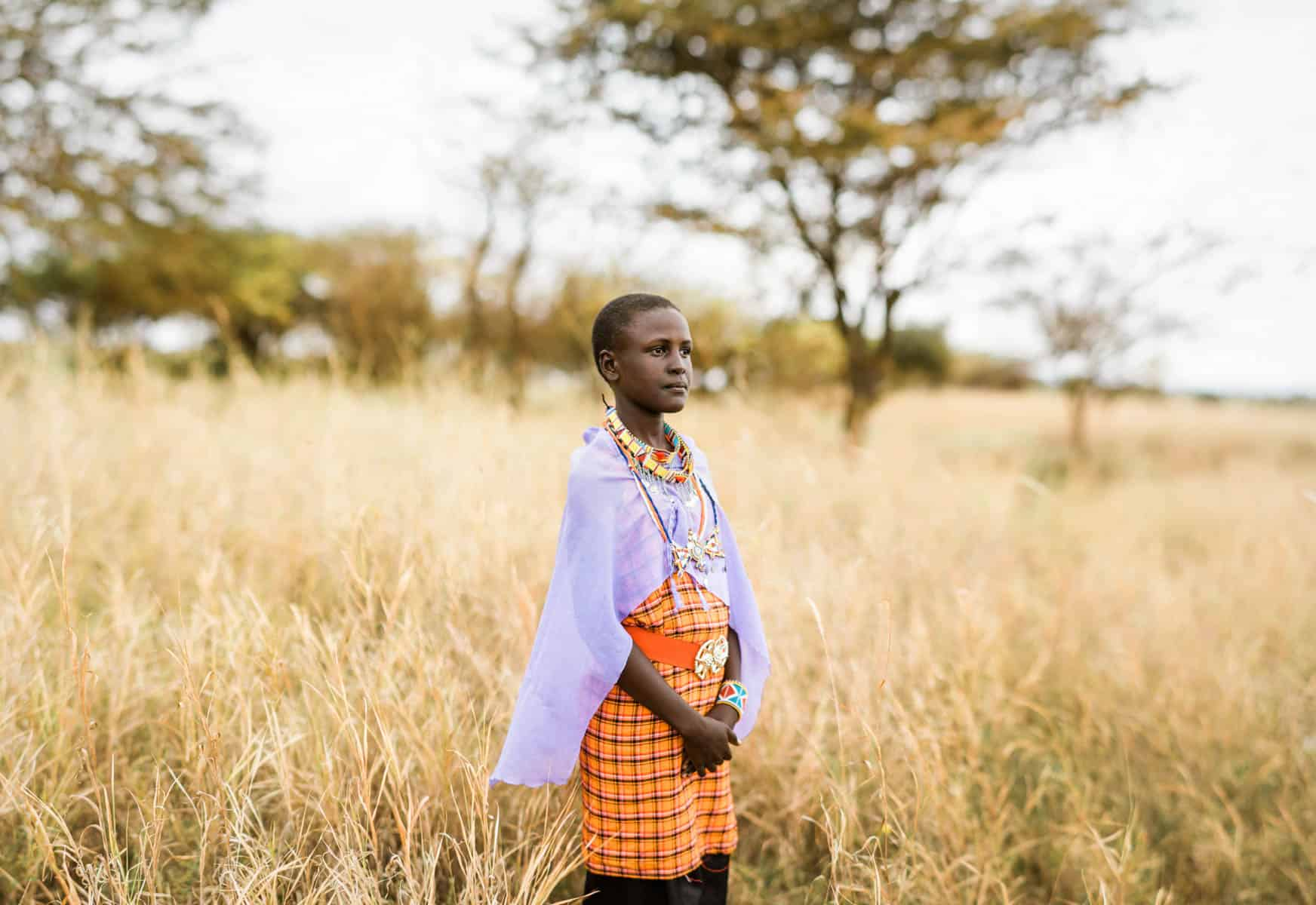 10 Portraits of the Most Courageous Girls in Kenya Siyianta