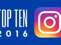 Top 10 Instagram Posts of 2016