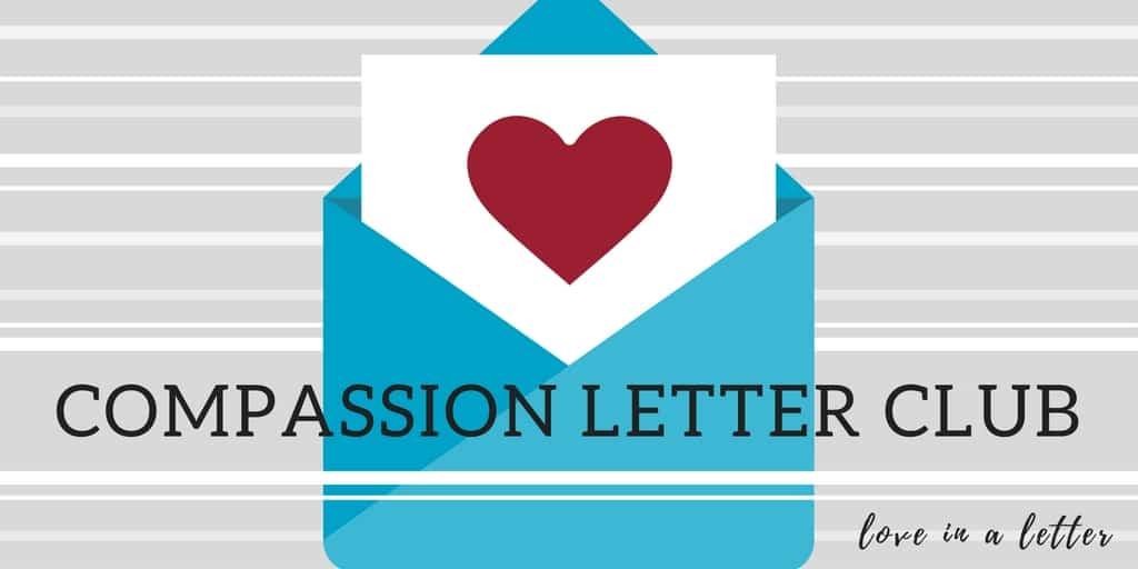 Compassion Letter Club