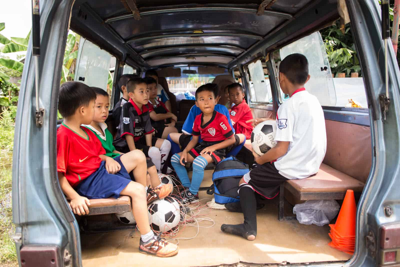 How This Church Is Winning the Fight Against the Sex Trade in Thailand With Soccer