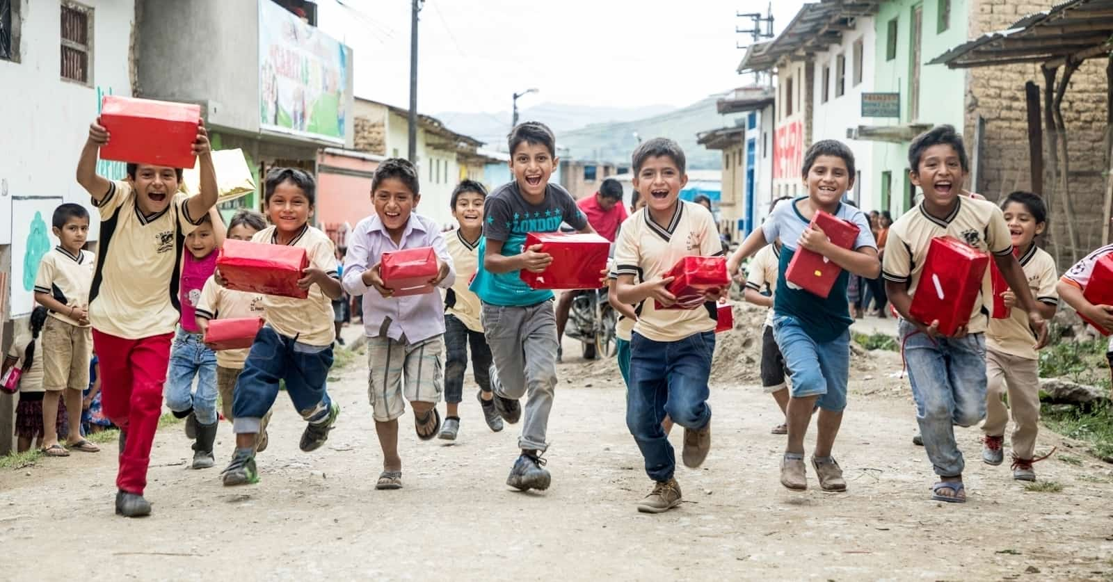 What Gift Does the Child You Sponsor Get at Christmas?