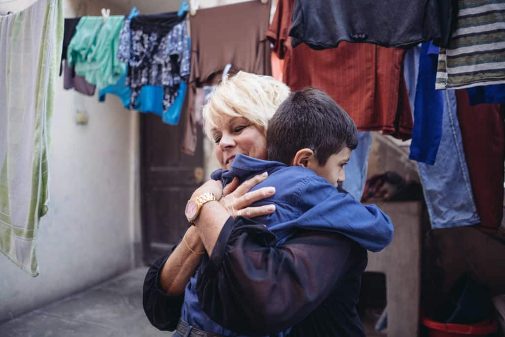 Compassion - Peru - Betsey and Ronald