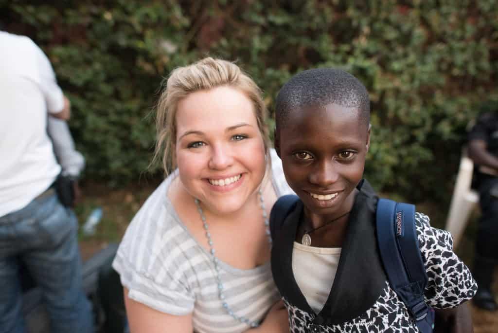 Uganda Compassion - Lifeway Inspiring women Mickey and Clare